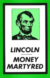 Veritas Books: Lincoln Money Martyred Dr R.E.Search