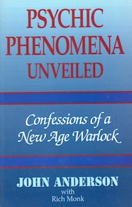 Veritas Books - Psychic Phenomena Unveiled J.Anderson