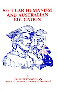Veritas Books - Secular Humanism Australian Education Goodman