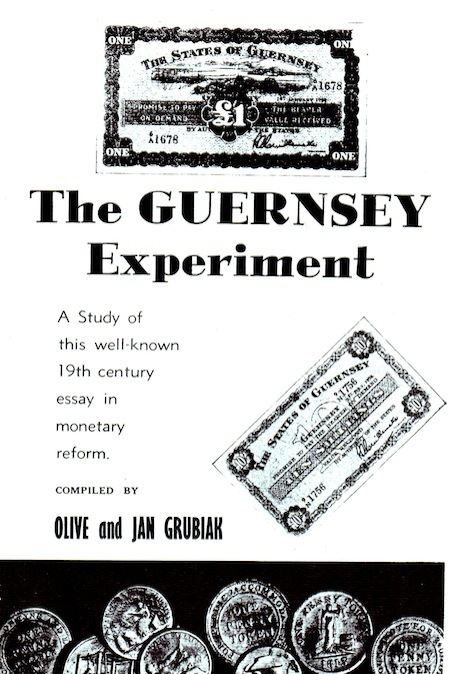 Veritas Books: The Guernsey Experiment O.J.Grubiak