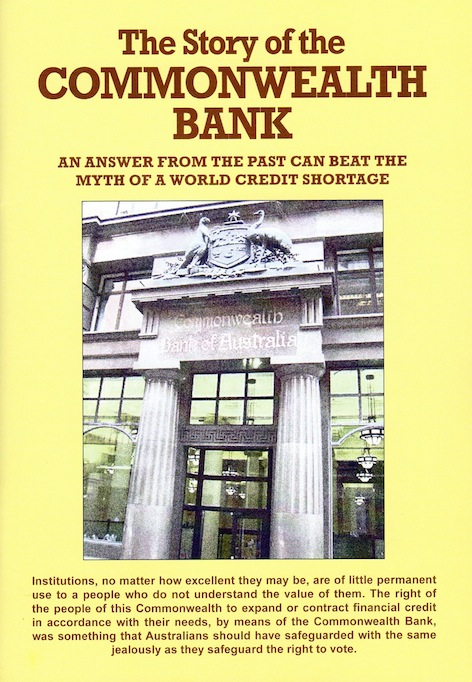 Veritas Books: The Story of the Commonwealth Bank D.J. Amos