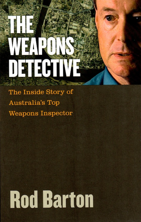 Veritas Books: The Weapons Detective R.Barton