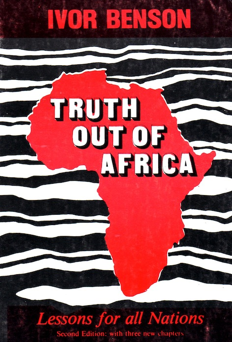 Veritas Books: Truth out of Africa Ivor Benson