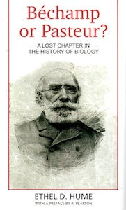 Veritas Books: Bechamp or Pasteur (A Lost Chapter in a History of Biology)