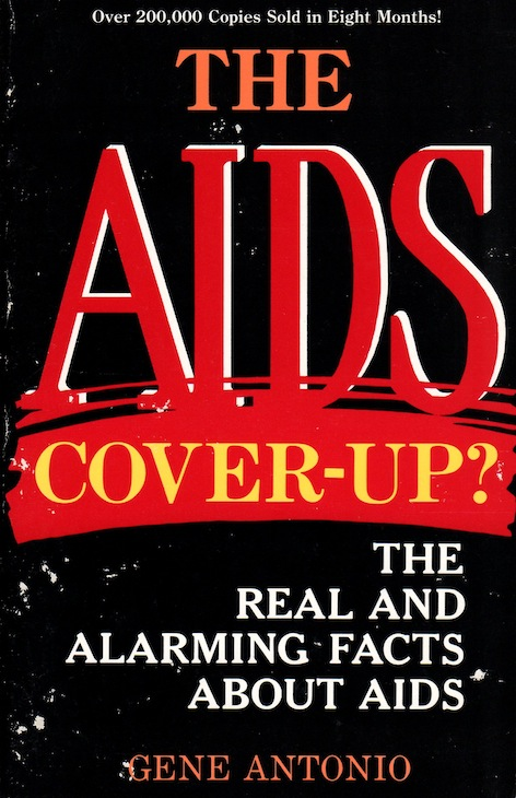 Veritas Books: The AIDS Cover up Gene Antonio