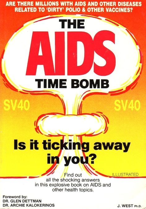Veritas Books: The AIDS Time Bomb (J.West Ph.D)