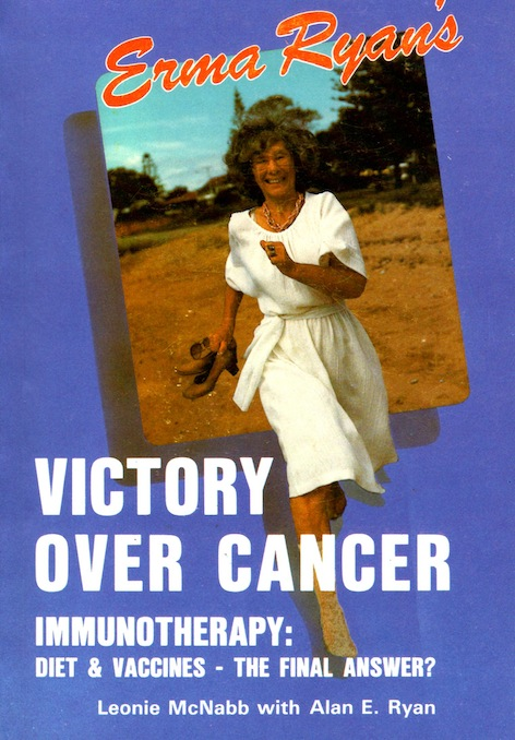 Veritas Books: Victory Over Cancer Immunotherapy Diet and Vaccines