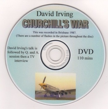 Veritas Books: Churchills War David Irving 1987