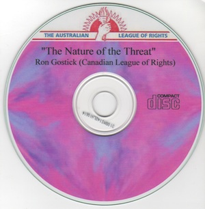 Veritas Books: The Nature of the Threat R.Gostick