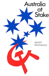 Veritas Books: Australia at Stake G. McDonald