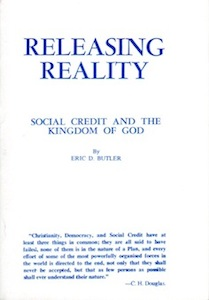 Veritas Books: Releasing Reality Eric D. Butler